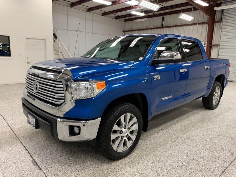 Roberts Auto Sales 2017 Toyota Tundra CrewMax
