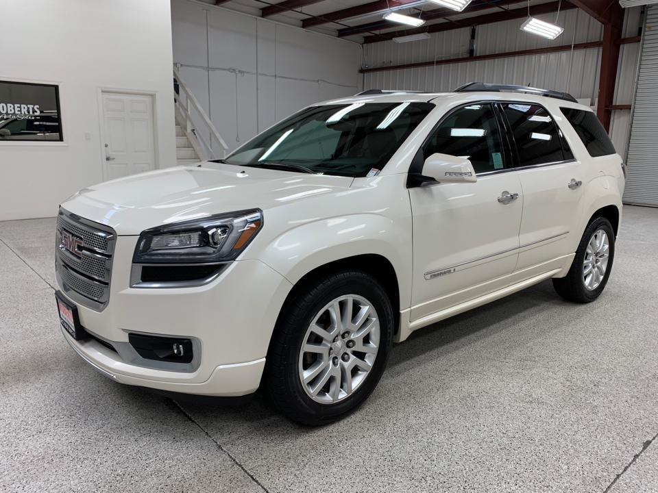 used 2018 gmc acadia sle 2 sport utility 4d for sale online at roberts auto sales in modesto ca. Black Bedroom Furniture Sets. Home Design Ideas