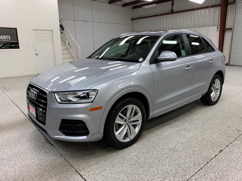 Roberts Auto Sales 2017 Audi Q3