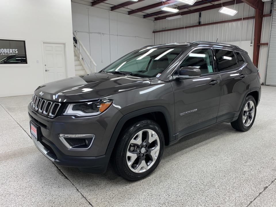 Roberts Auto Sales 2018 Jeep Compass