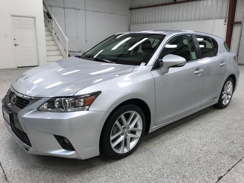 Roberts Auto Sales 2016 Lexus CT
