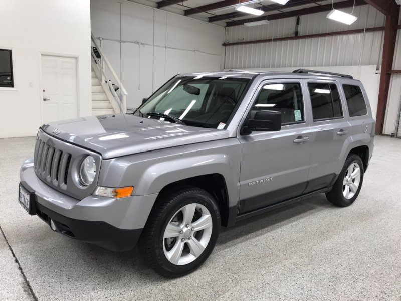 Roberts Auto Sales 2016 Jeep Patriot