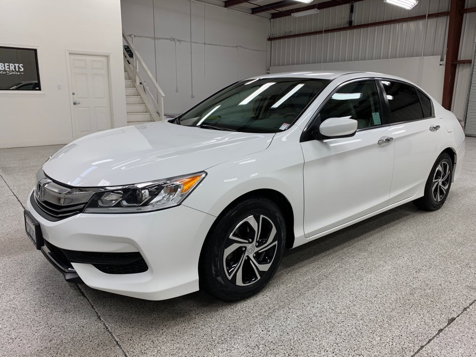 Roberts Auto Sales 2016 Honda Accord