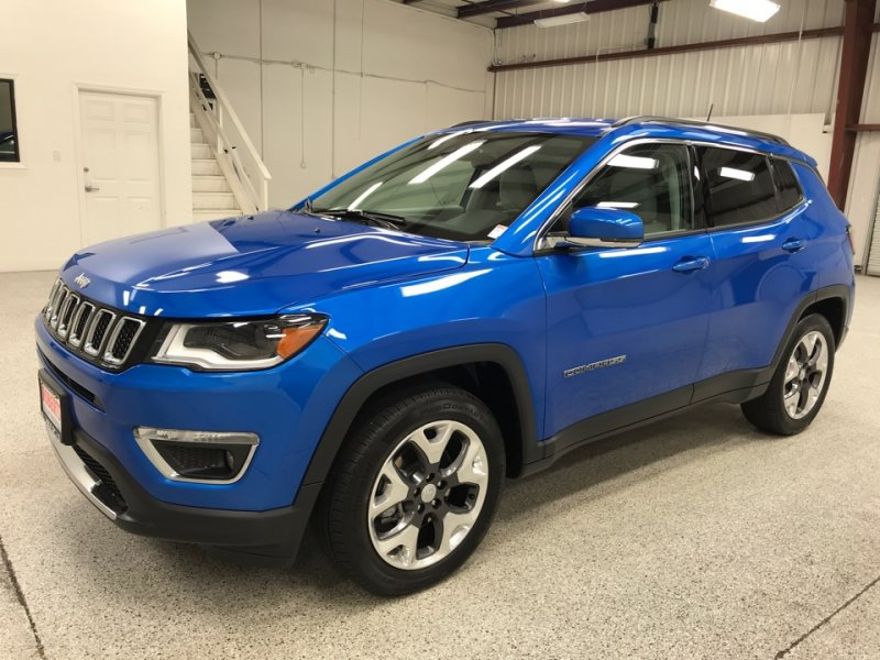 Roberts Auto Sales 2018 Jeep Compass