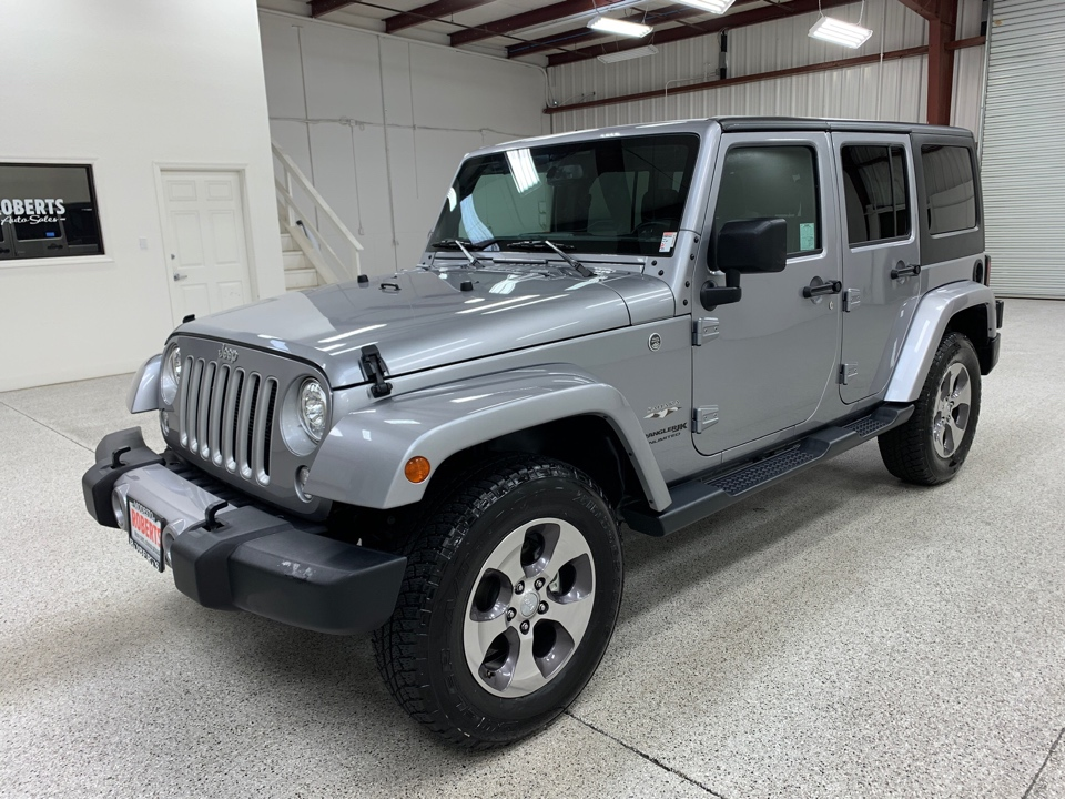Roberts Auto Sales 2018 Jeep Wrangler Unlimited
