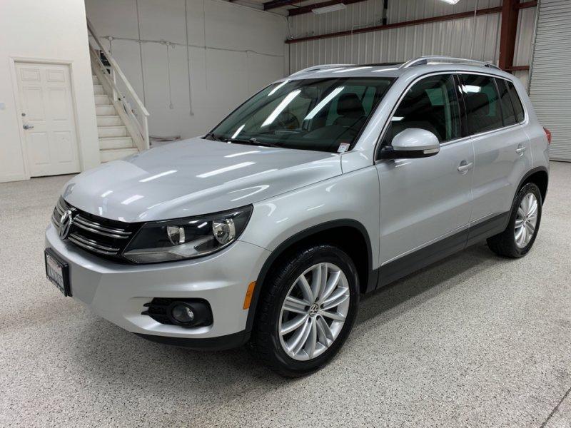 Roberts Auto Sales 2015 Volkswagen Tiguan