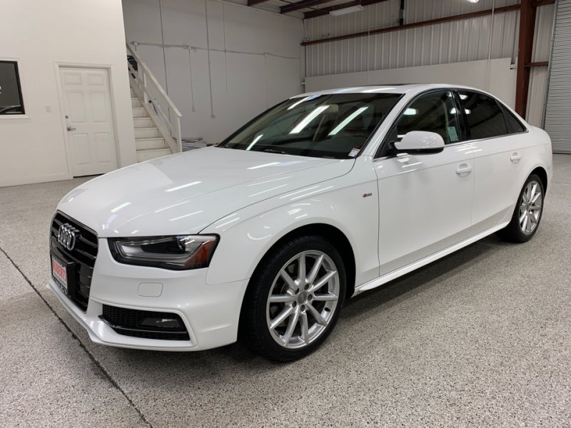 Roberts Auto Sales 2016 Audi A4