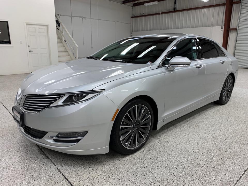 Roberts Auto Sales 2016 Lincoln MKZ