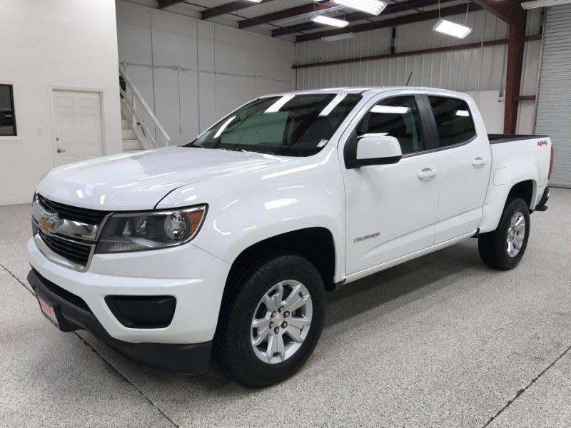 Roberts Auto Sales 2018 Chevrolet Colorado Crew Cab