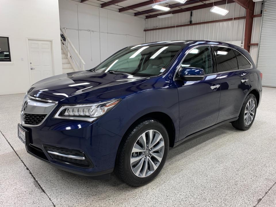 Roberts Auto Sales 2016 Acura MDX