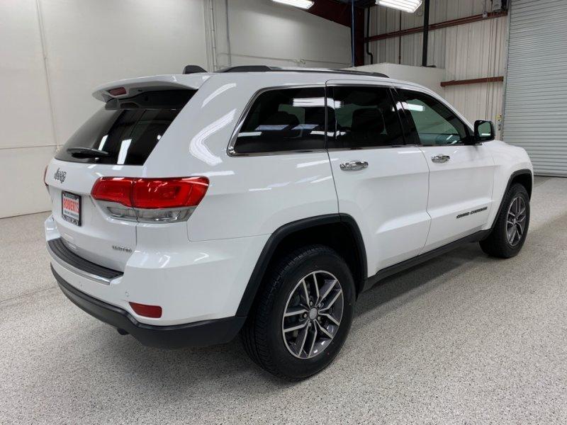 2018 Jeep Grand Cherokee - Roberts