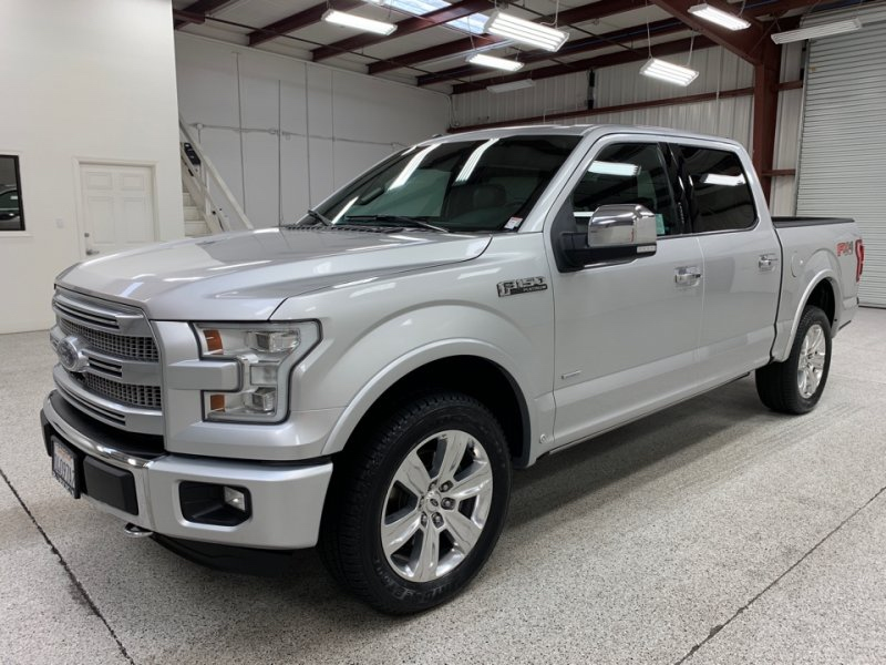 Roberts Auto Sales 2016 Ford F150 SuperCrew Cab