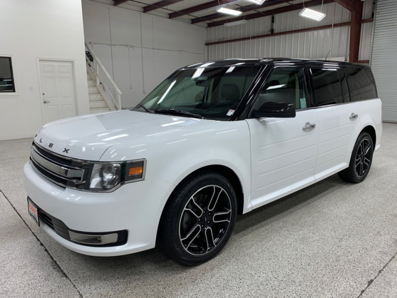 Roberts Auto Sales 2015 Ford Flex