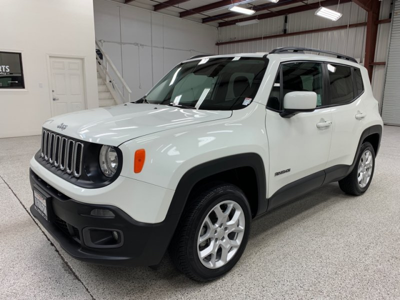 Roberts Auto Sales 2015 Jeep Renegade