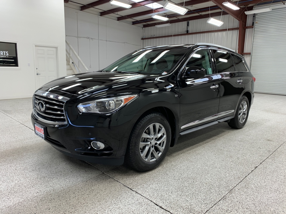 Roberts Auto Sales 2015 Infiniti QX60