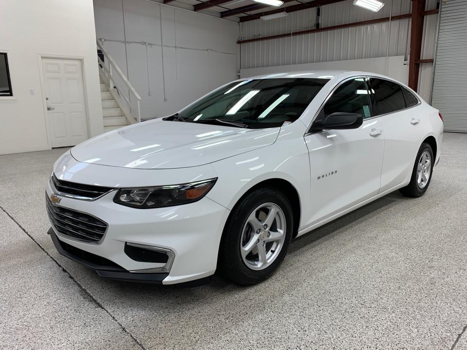 Roberts Auto Sales 2018 Chevrolet Malibu