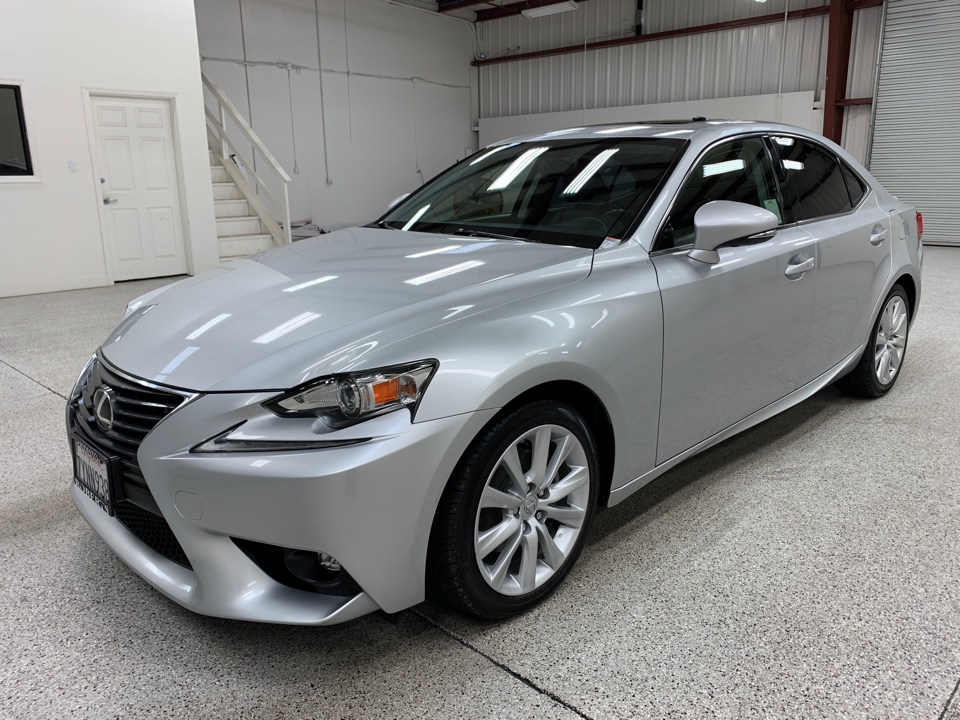 Roberts Auto Sales 2015 Lexus IS