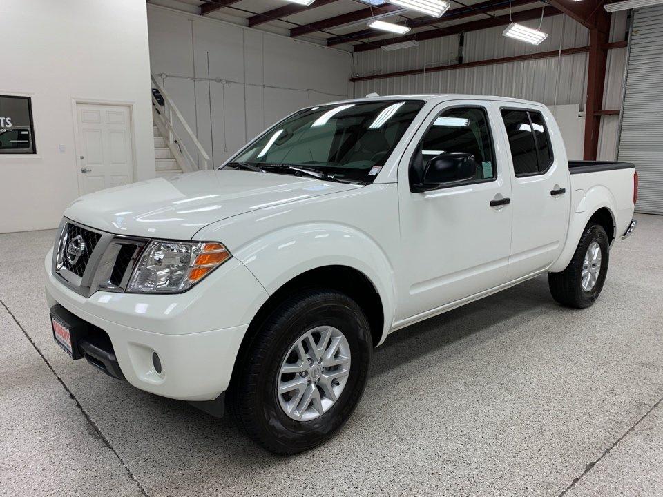 Roberts Auto Sales 2018 Nissan Frontier Crew Cab