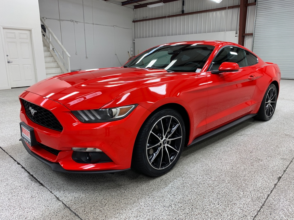 Roberts Auto Sales 2017 Ford Mustang