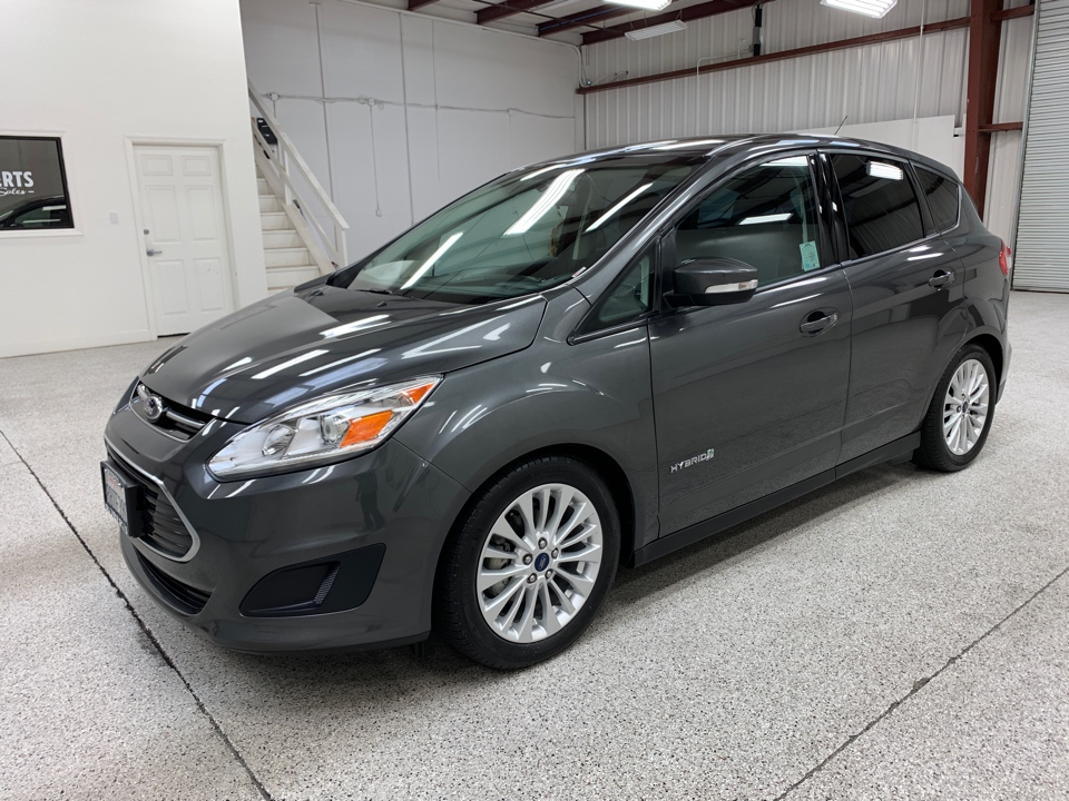 Roberts Auto Sales 2017 Ford C-MAX Hybrid