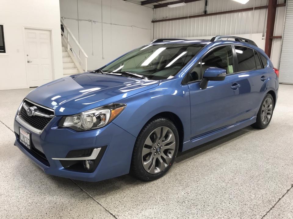 Roberts Auto Sales 2016 Subaru Impreza
