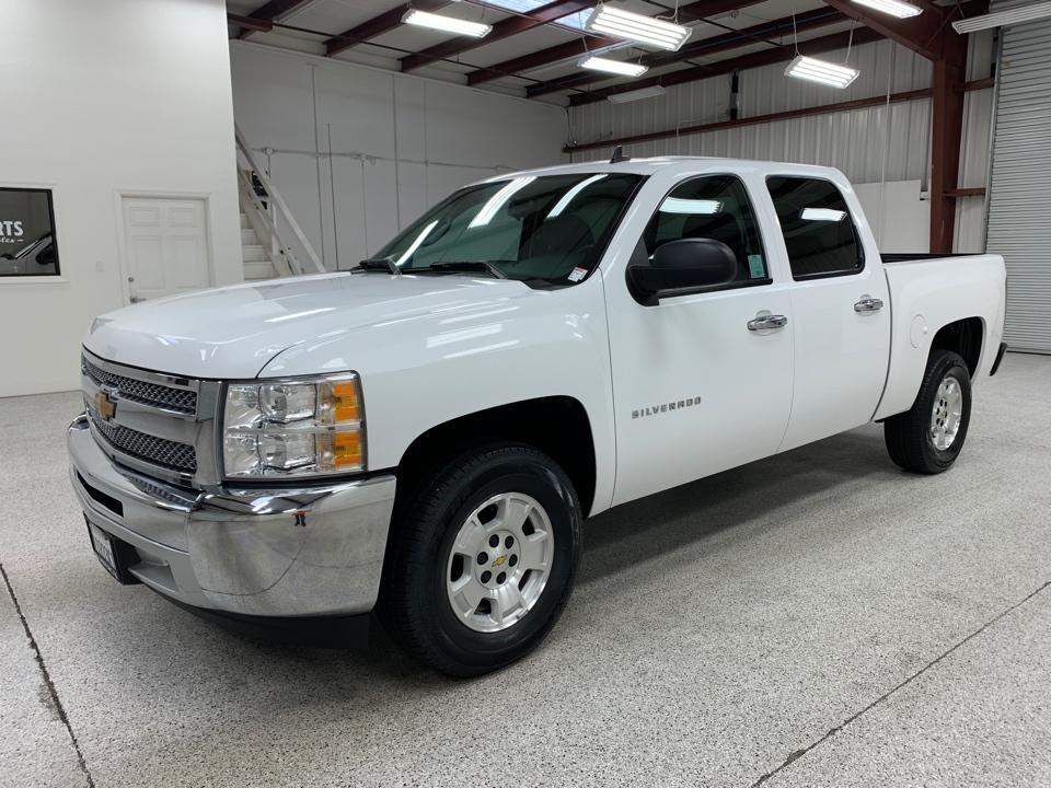 Roberts Auto Sales 2013 Chevrolet Silverado 1500 Crew Cab