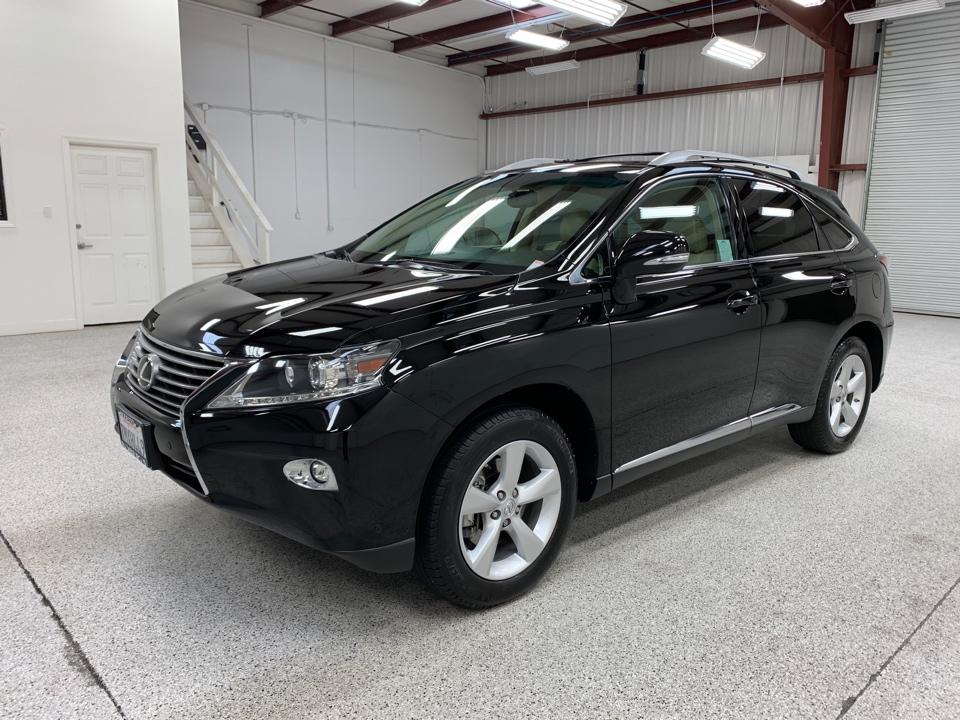 Roberts Auto Sales 2015 Lexus RX