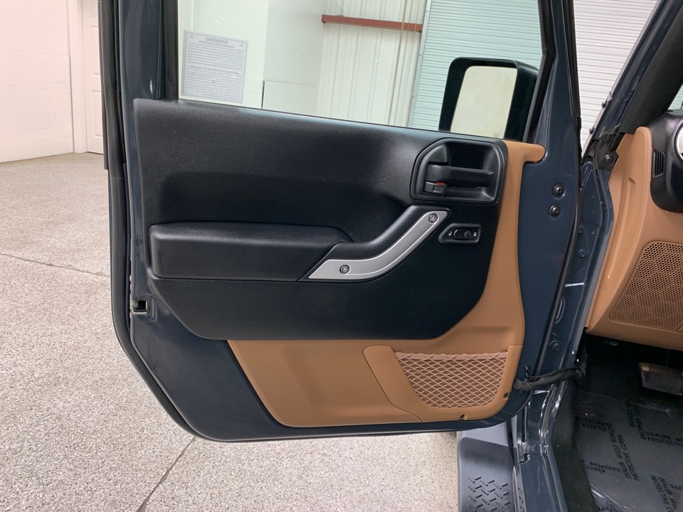 2018 Jeep Wrangler Unlimited - Roberts