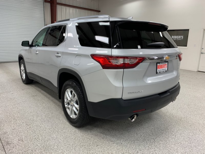 Used 2018 Chevrolet Traverse LT Sport Utility 4D for sale ...
