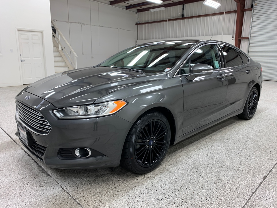 Roberts Auto Sales 2016 Ford Fusion