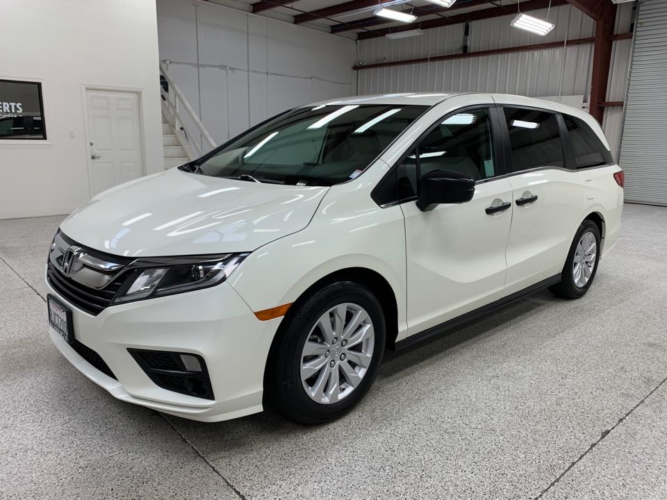 Roberts Auto Sales 2019 Honda Odyssey