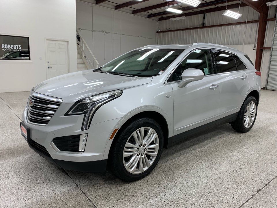 Roberts Auto Sales 2018 Cadillac XT5
