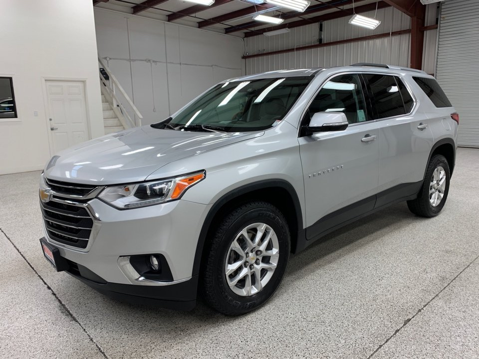 Roberts Auto Sales 2018 Chevrolet Traverse