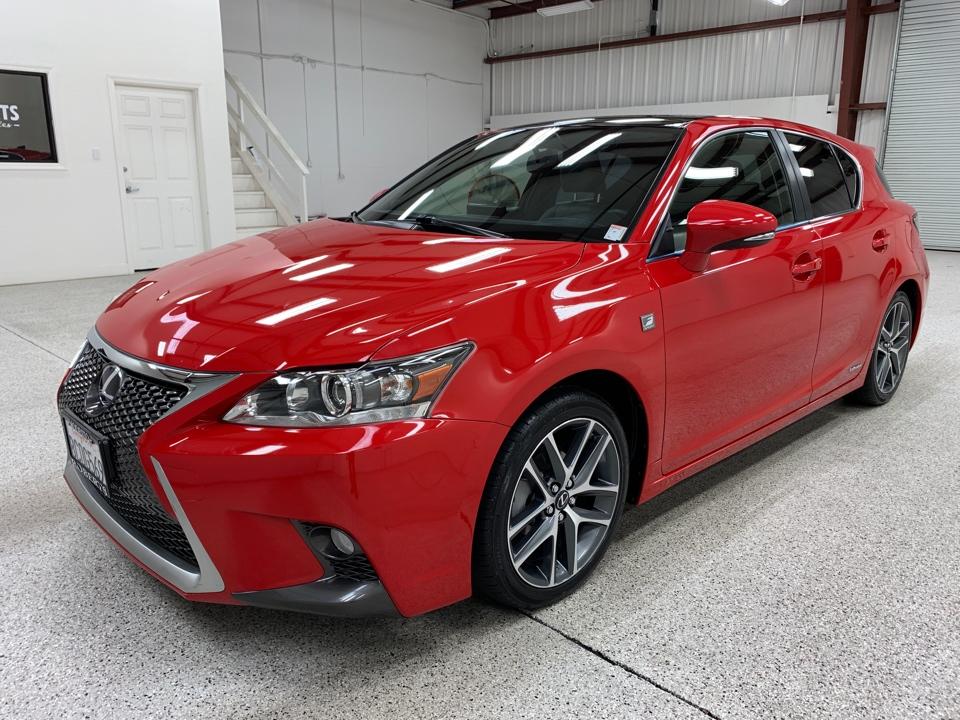 Roberts Auto Sales 2015 Lexus CT