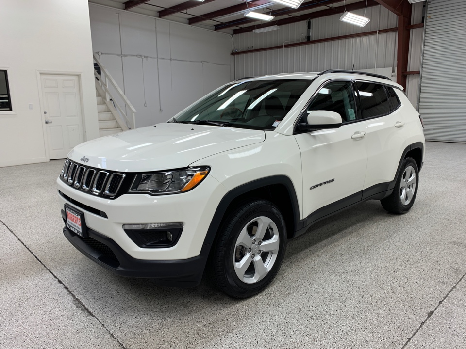 Roberts Auto Sales 2019 Jeep Compass