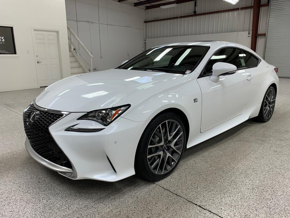 Roberts Auto Sales 2016 Lexus RC