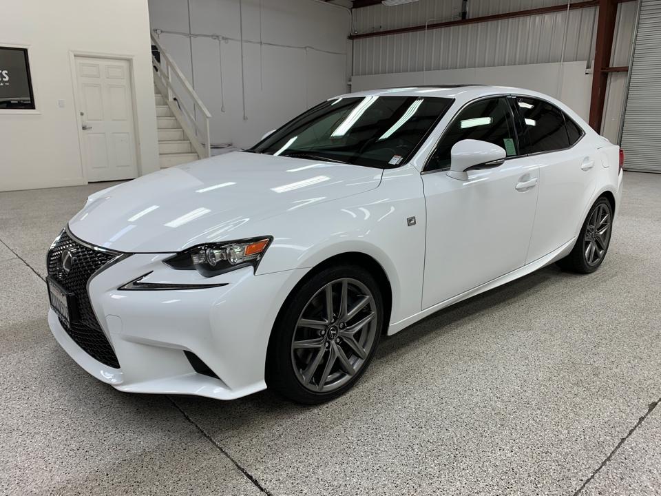 Roberts Auto Sales 2016 Lexus IS