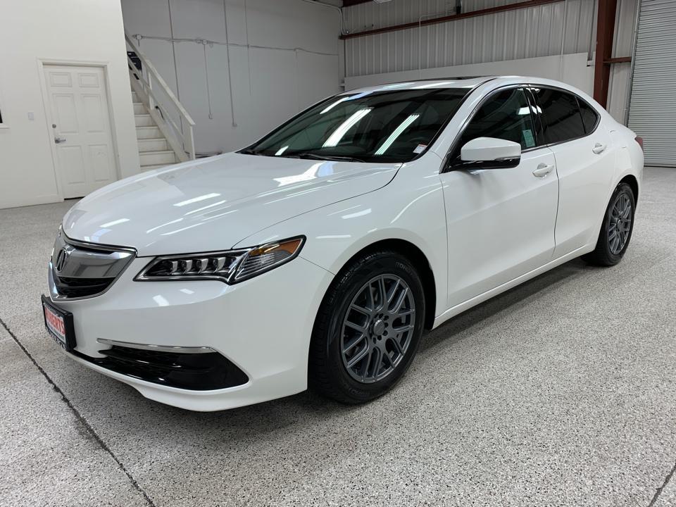 Roberts Auto Sales 2015 Acura TLX