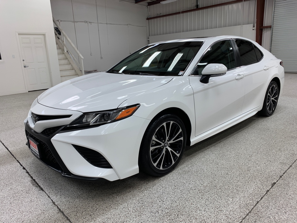 Roberts Auto Sales 2018 Toyota Camry