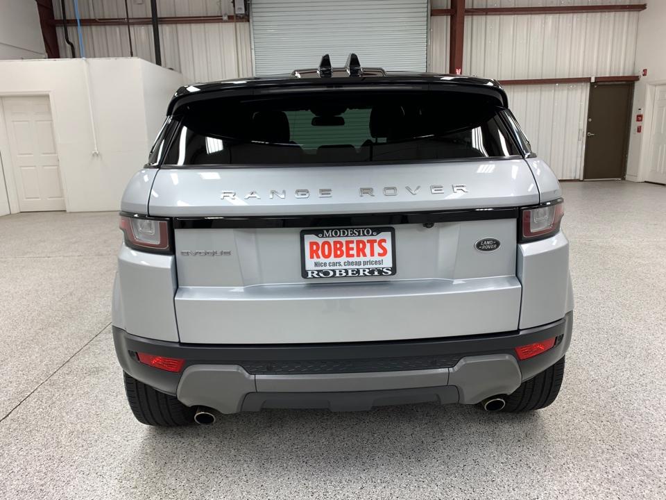 2016 Land Rover Range Rover Evoque - Roberts
