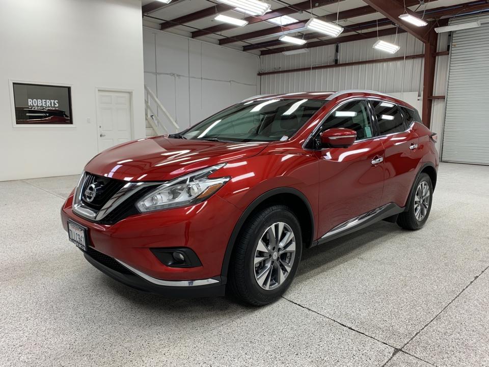 Roberts Auto Sales 2015 Nissan Murano