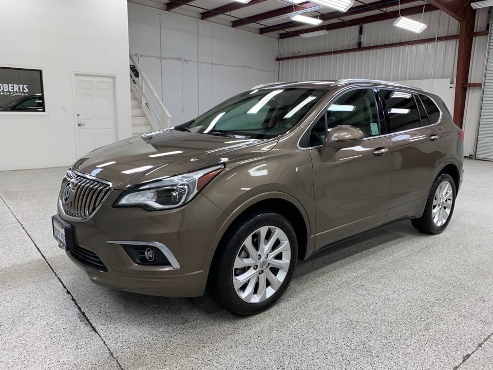 Roberts Auto Sales 2016 Buick Envision