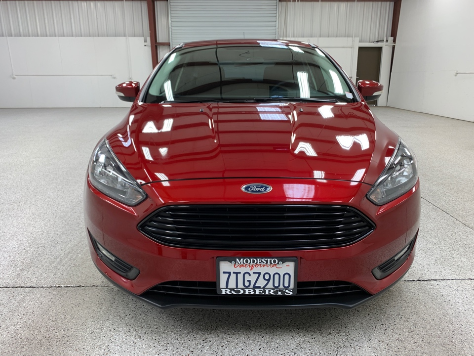 2016 Ford Focus - Roberts