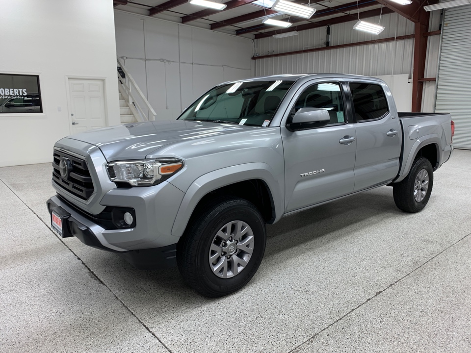 Roberts Auto Sales 2018 Toyota Tacoma Double Cab