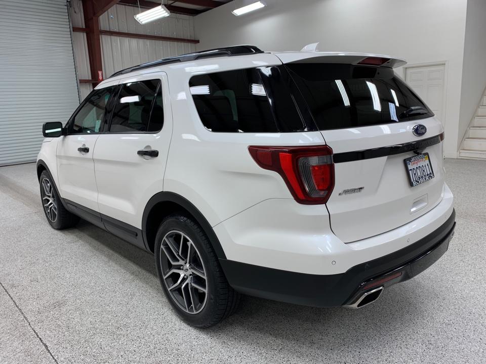 2016 Ford Explorer Sport Suv 4d