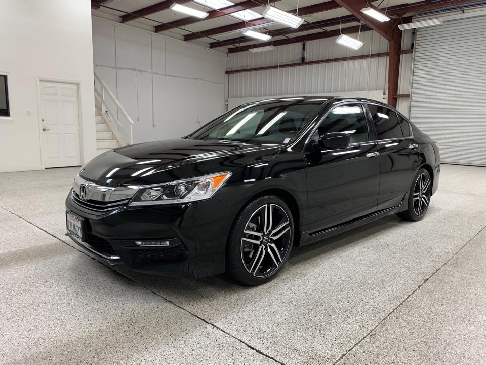 Roberts Auto Sales 2017 Honda Accord