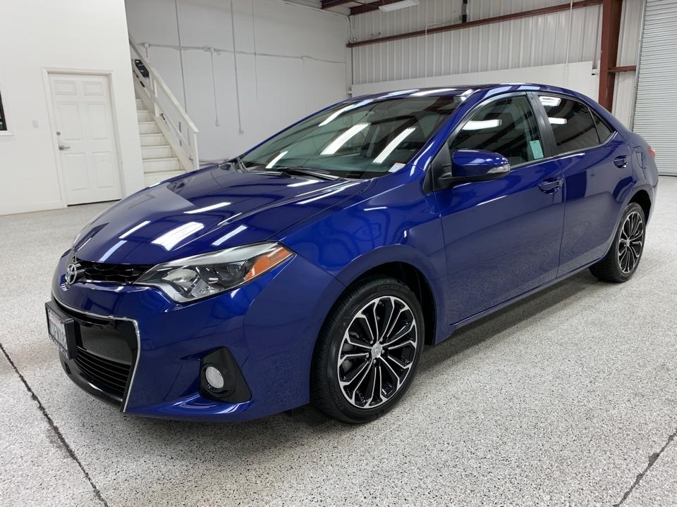 Roberts Auto Sales 2016 Toyota Corolla