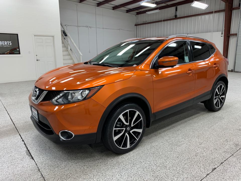 Roberts Auto Sales 2017 Nissan Rogue Sport