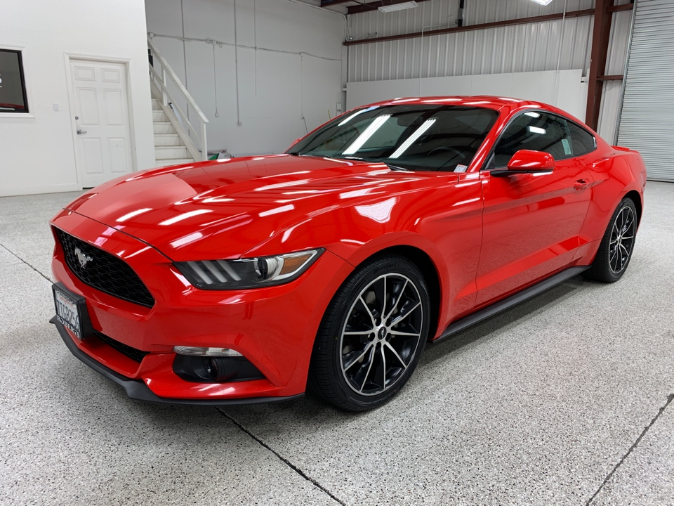 Roberts Auto Sales 2016 Ford Mustang