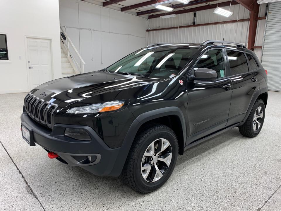 Roberts Auto Sales 2016 Jeep Cherokee